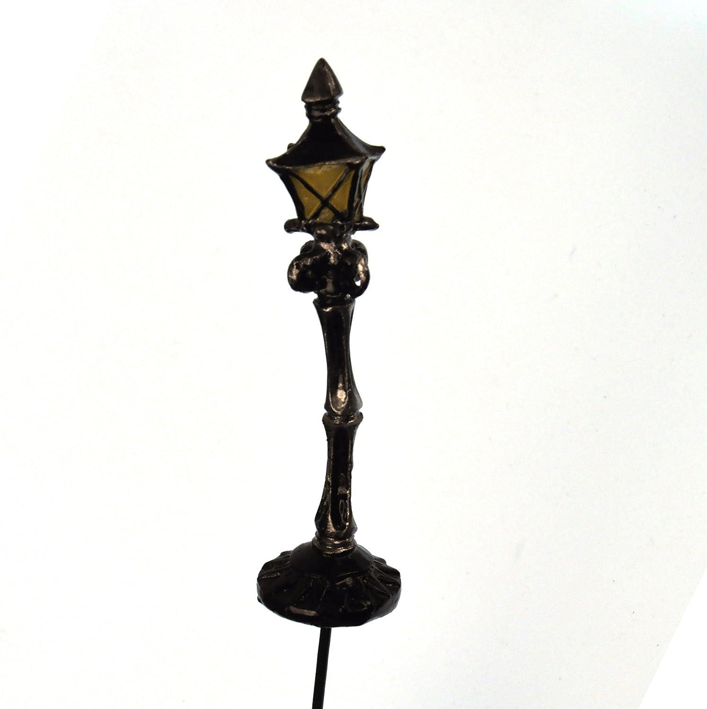 Georgetown Fairy Lamp Post - Fiddlehead Fairy Garden Collection