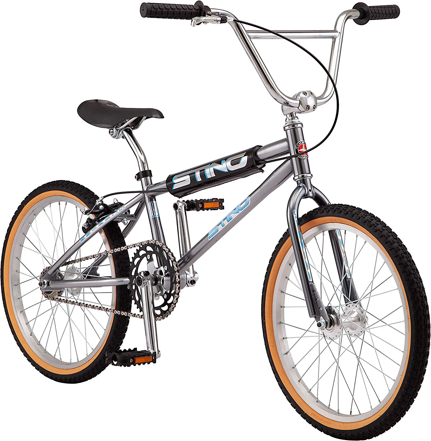 Schwinn Sting Pro BMX Hi-Ten Steel Frame Bike