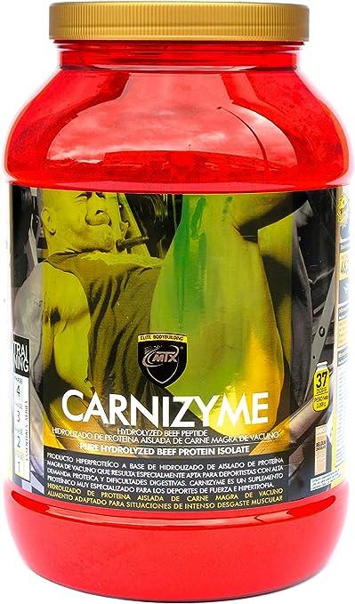 CARNIZYME (2,267 Gr) 5 Lbs chocolate - Aislado de Proteína de Carne Magra Hidrolizada