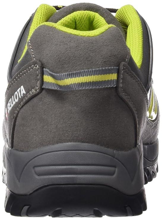 Bellota 72212G46S3 - Zapatos de hombre y mujer Trail (Talla 46), de seguridad con diseño tipo montaña: Amazon.es: Bricolaje y herramientas