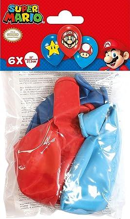 Generique - Globos Látex Super Mario