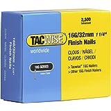 Tacwise 0294 Clous de Finition 16 GA/32 mm Lot de 2 500 Pièces