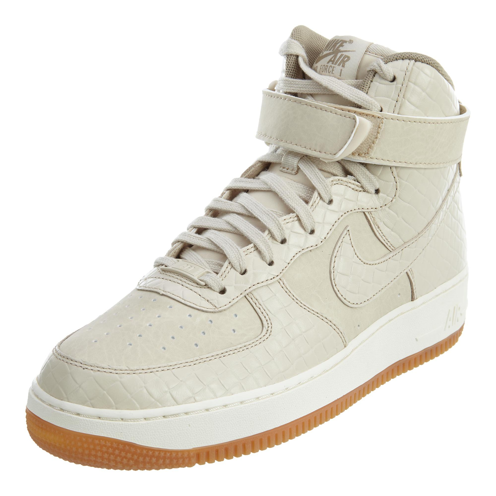 NIKE Air Force 1 Hi PRM Womens Style: 654440-112 Size: 9.5