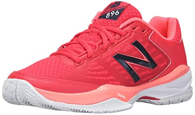 New Balance Womens 896v1 Tennis Shoe, Bright Cherry/Guava, ...