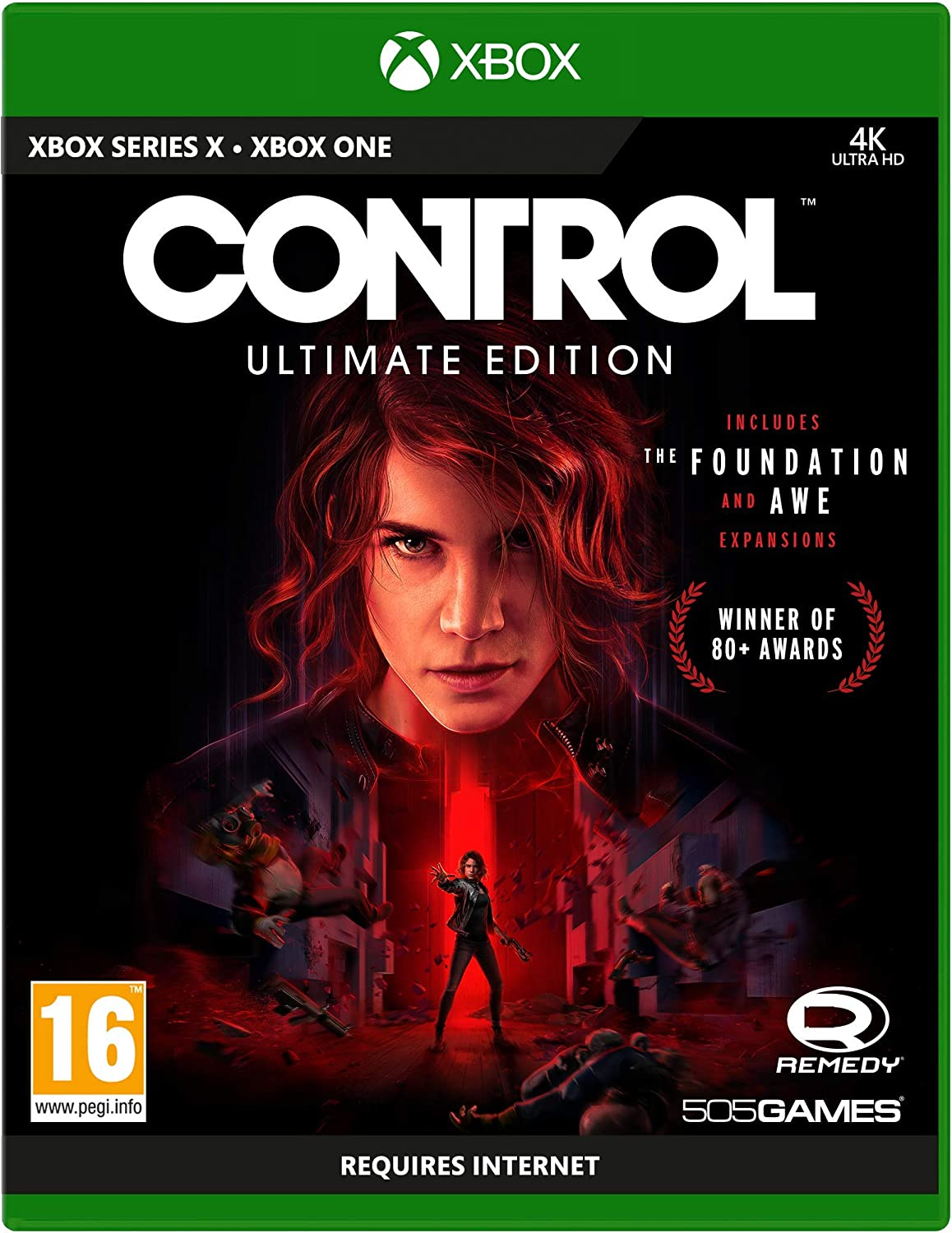Control Ultimate Edition (Xbox One ...