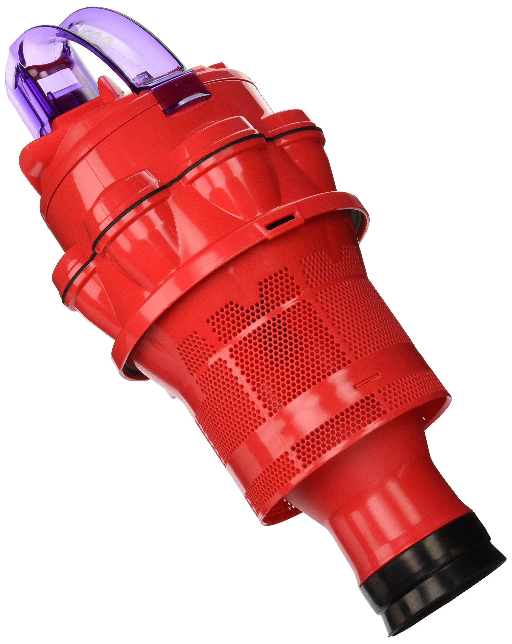 Dyson Cyclone, Assembly Red/Violet Dc14