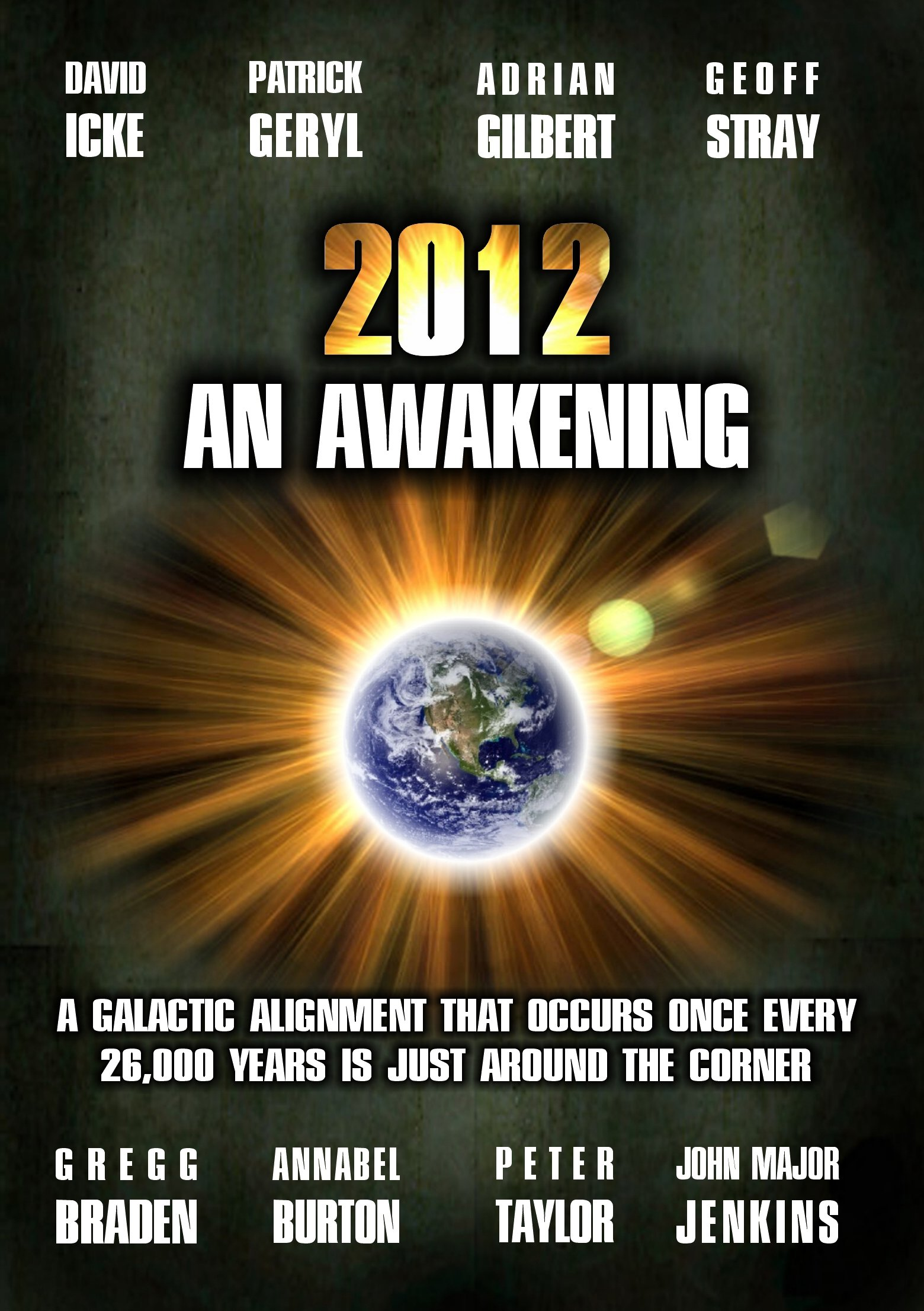 DVD : David Icke - 2012: An Awakening (Full Frame)