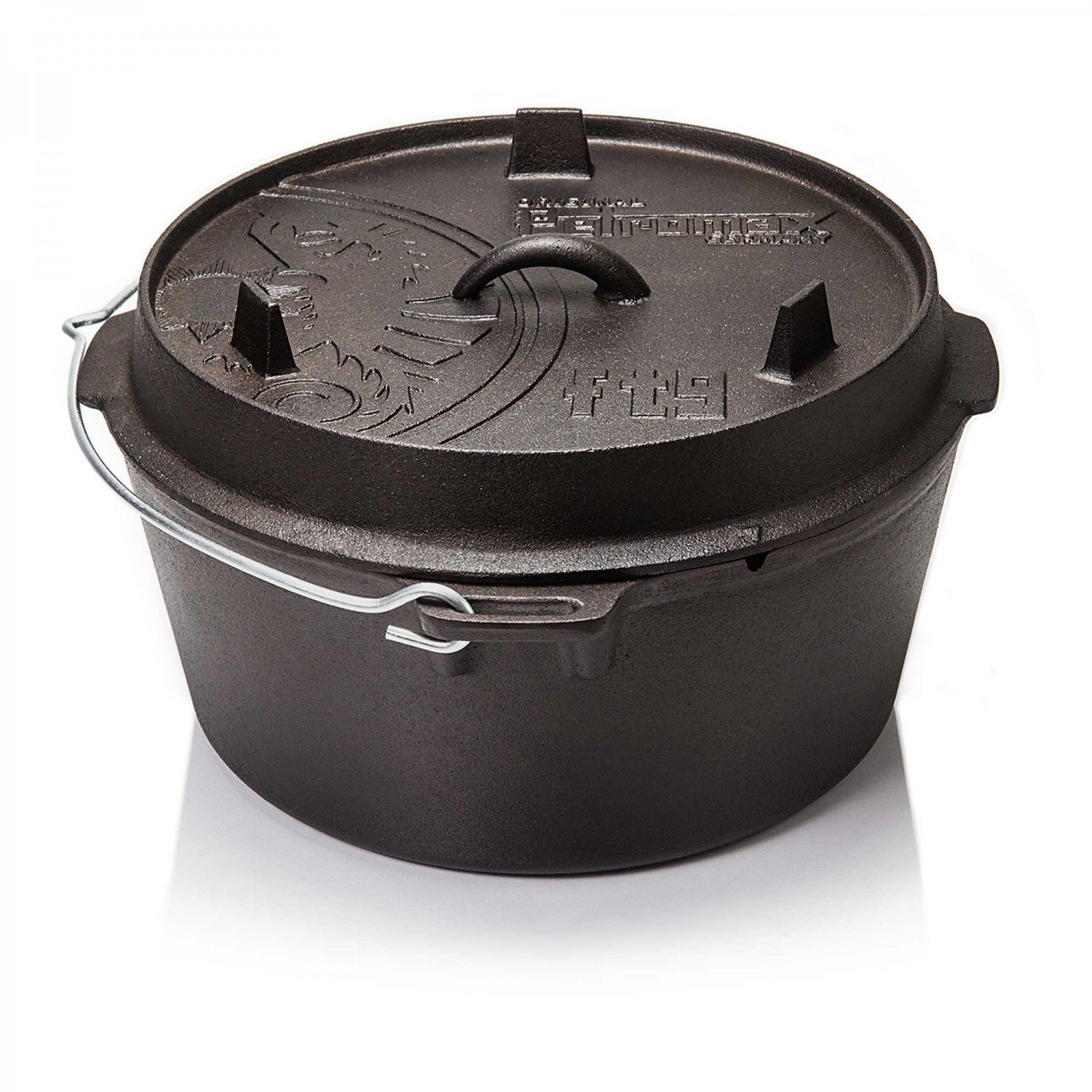 Petromax Feuertopf ft9 (Dutch Oven) /Bild:Amazon.de