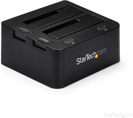 StarTech.com UNIDOCKU33 - Base de conexión para Disco Duro (2.5 ...