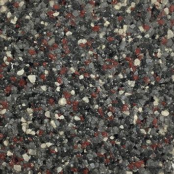 Favorit RyFo Colors Buntsteinputz Classic Line 103 grau/schwarz/rot/weiß HN03