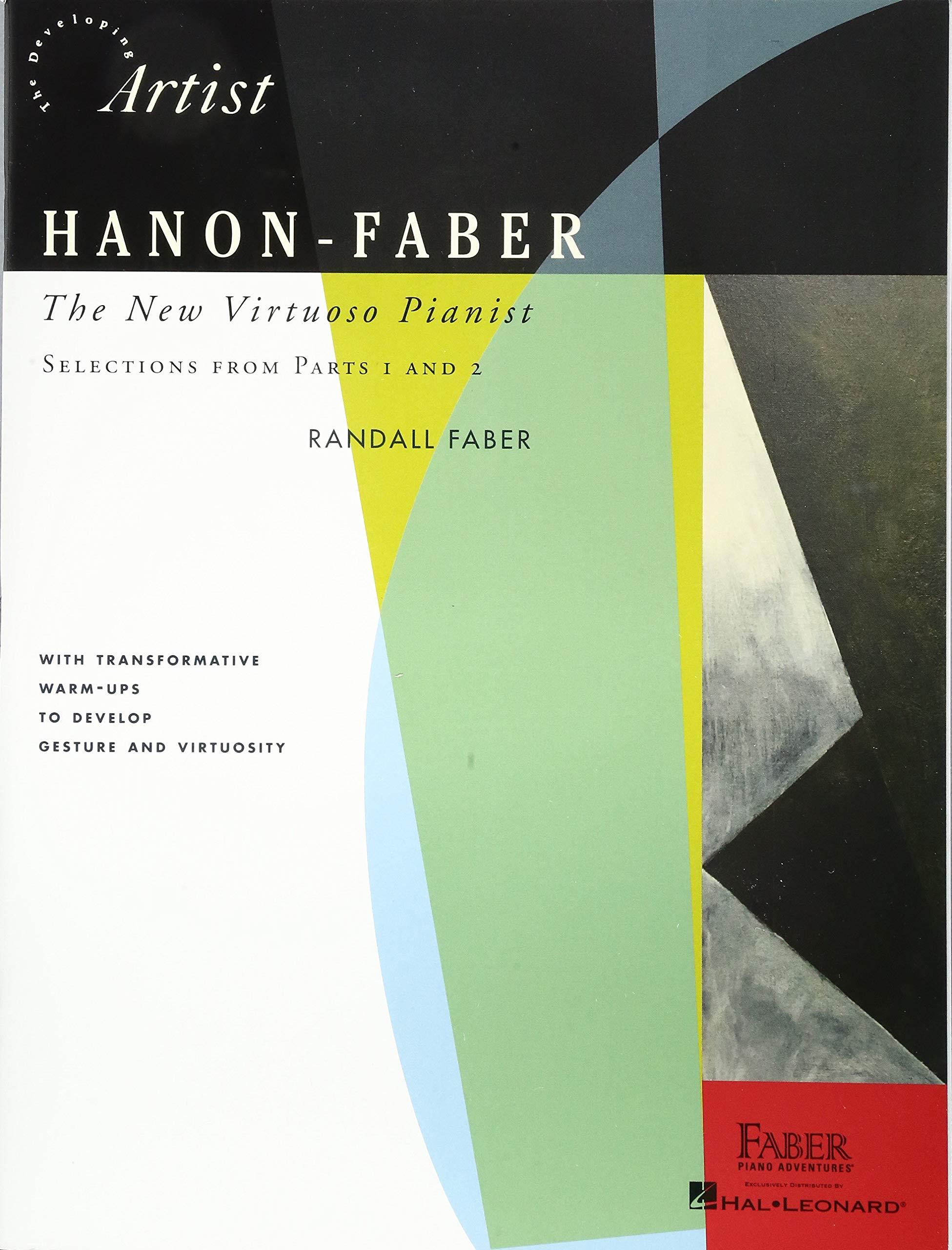 Hanon Faber: The New Virtuoso Pianist