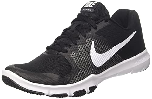 2221924188a1d Nike-Flex-Control-Black-White-Men-Cross-Training-Shoe-Sneaker-Trainer-898459-010   Buy Online at Low Prices in India - Amazon.in
