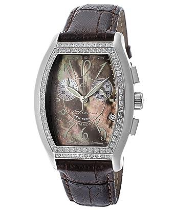 Amazon.com: Elini Barokas Womens New Yorker Diamond ...