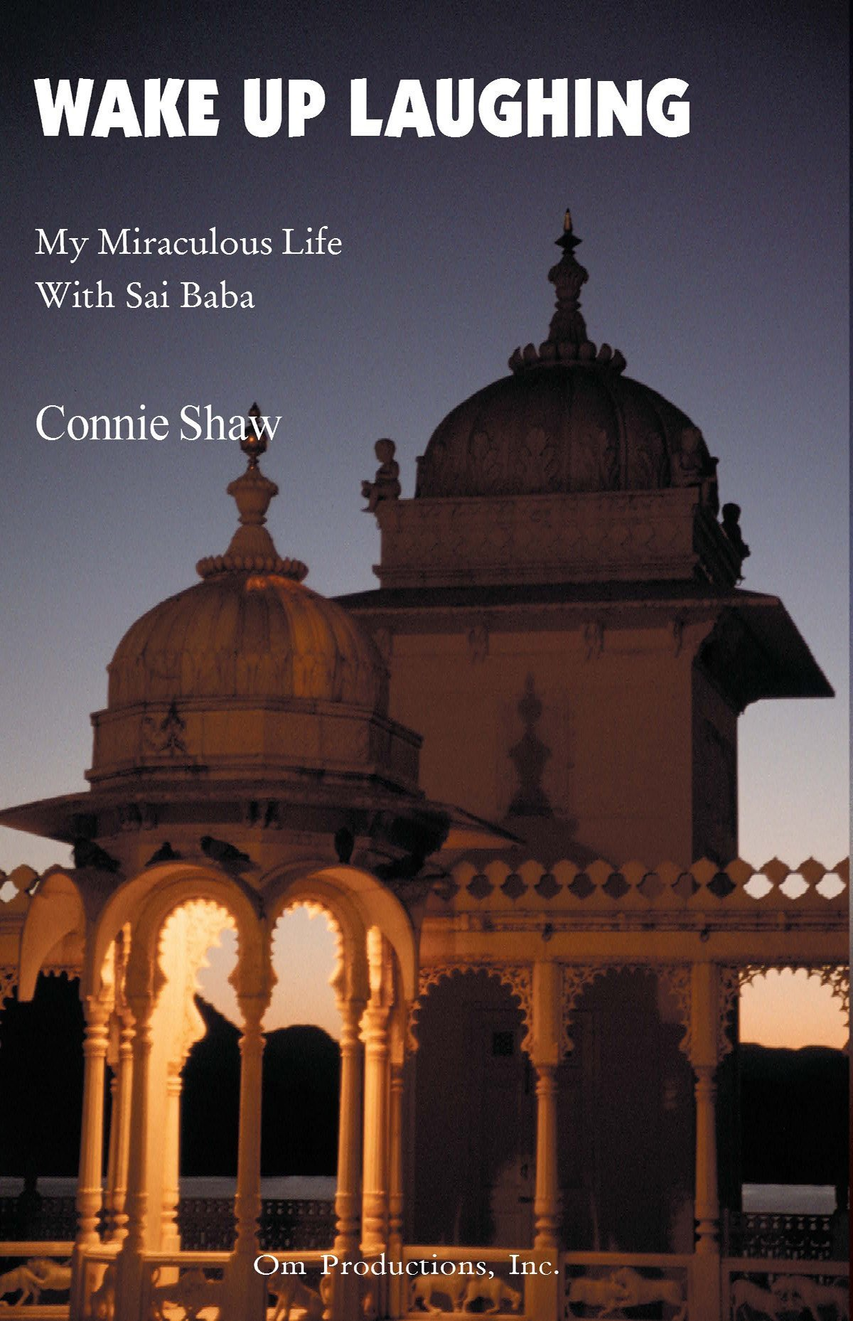 Download Wake Up Laughing: My Miraculous Life With Sai Baba pdf