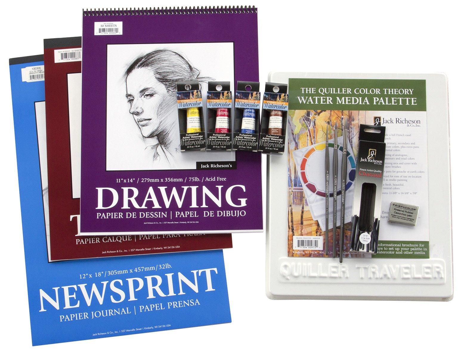 Lisa Coddington LC002 Watercolor Kit # 1