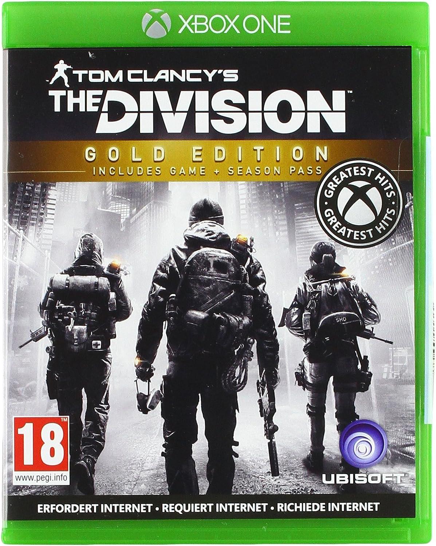 Tom Clancys The Division Gold - [AT PEGI] [Importación Alemana ...