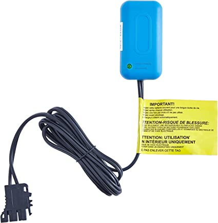 Amazon Com 12v Charger For Peg Perego Battery John Deere Children Ride On Car Blue Battery Replacment Battery Charger For Peg Perego Ride On Toys Toys Games