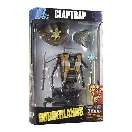 Review McFarlane Toys Borderlands Claptrap