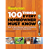 100 Things Every Homeowner Must Know