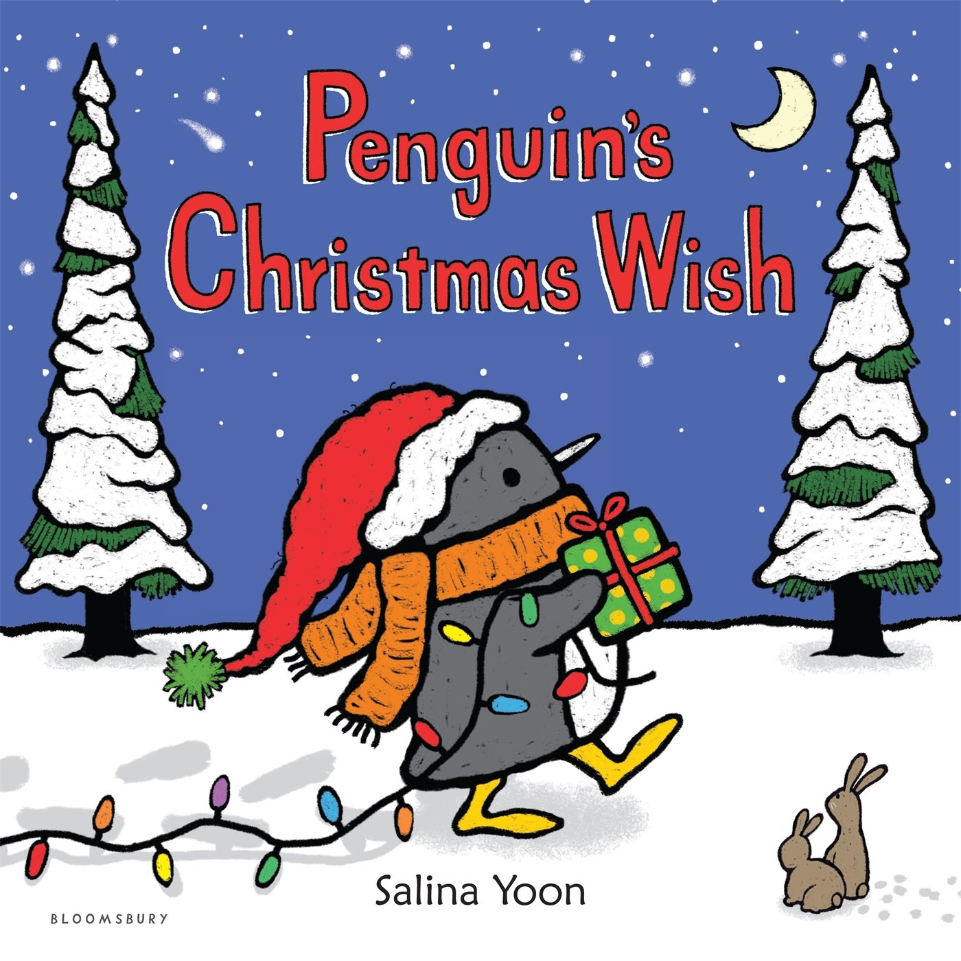 Image result for Penguin's Christmas Wish