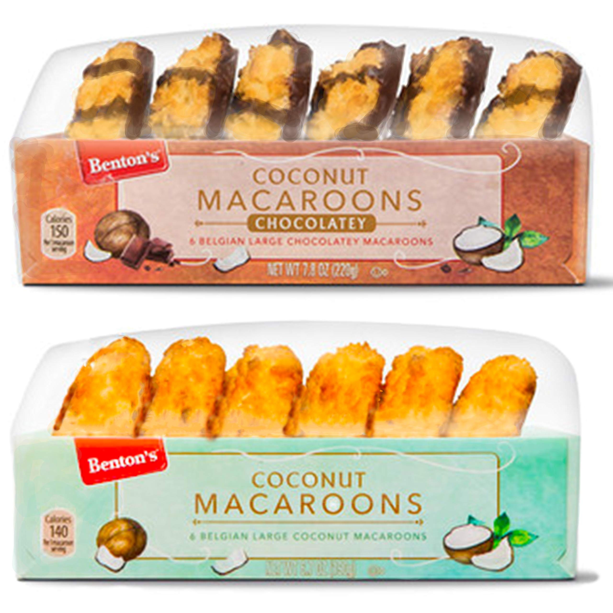 Belgian Coconut Macaroons Soft Macaroons Jumbo Size 2 5 Inches Imported From Belgium Each Box Contains 6 Macaroons Combo Buy Online In Aruba At Aruba Desertcart Com Productid 128874318