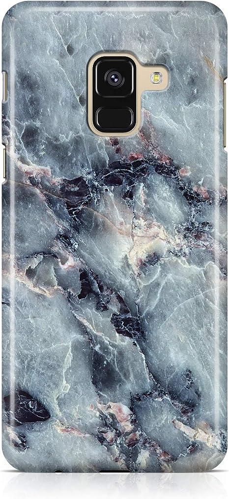 cover samsung a8 marmo