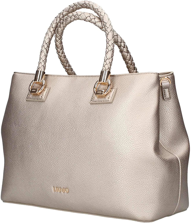 Liu Jo A69027 E0031 shopping Femme or TU