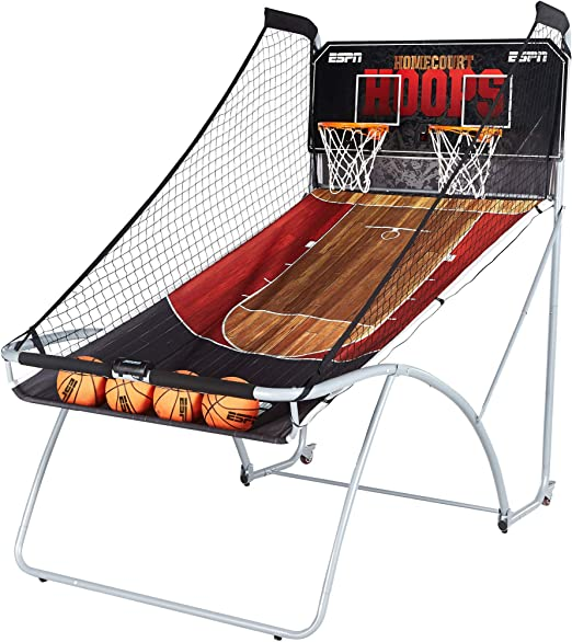 ESPN EZ Fold Indoor Basketball Game - Best For Multi-Players