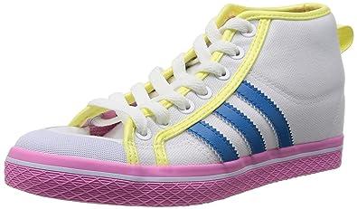 ADIDAS HONEY Stripes zapatillas up mujer Mid Top zapatillas Stripes zapatos 672105