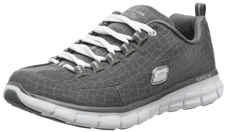 Skechers Synergy Style Watch Damen Low-Top Grey (Charcoal)