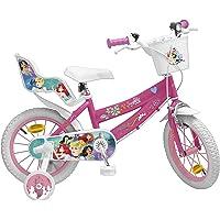 Pik & Roll Princesa Bicicleta niña, Rosa
