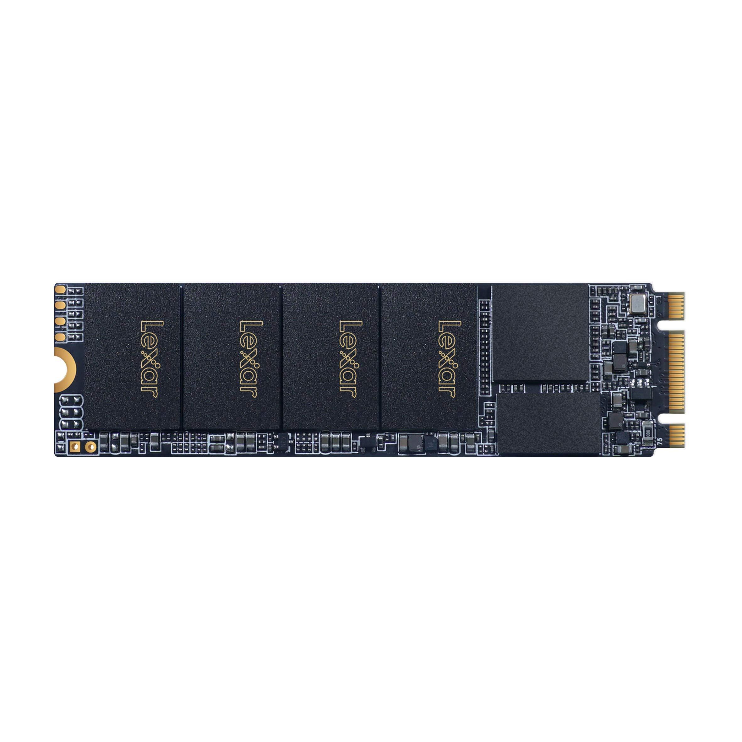 SSD : Lexar NM210 M.2 SATA III (6Gb/s) 256GB Solid-State...