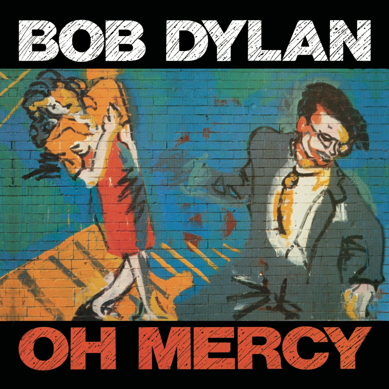 CD : Bob Dylan - Oh Mercy (Remastered, Reissue)