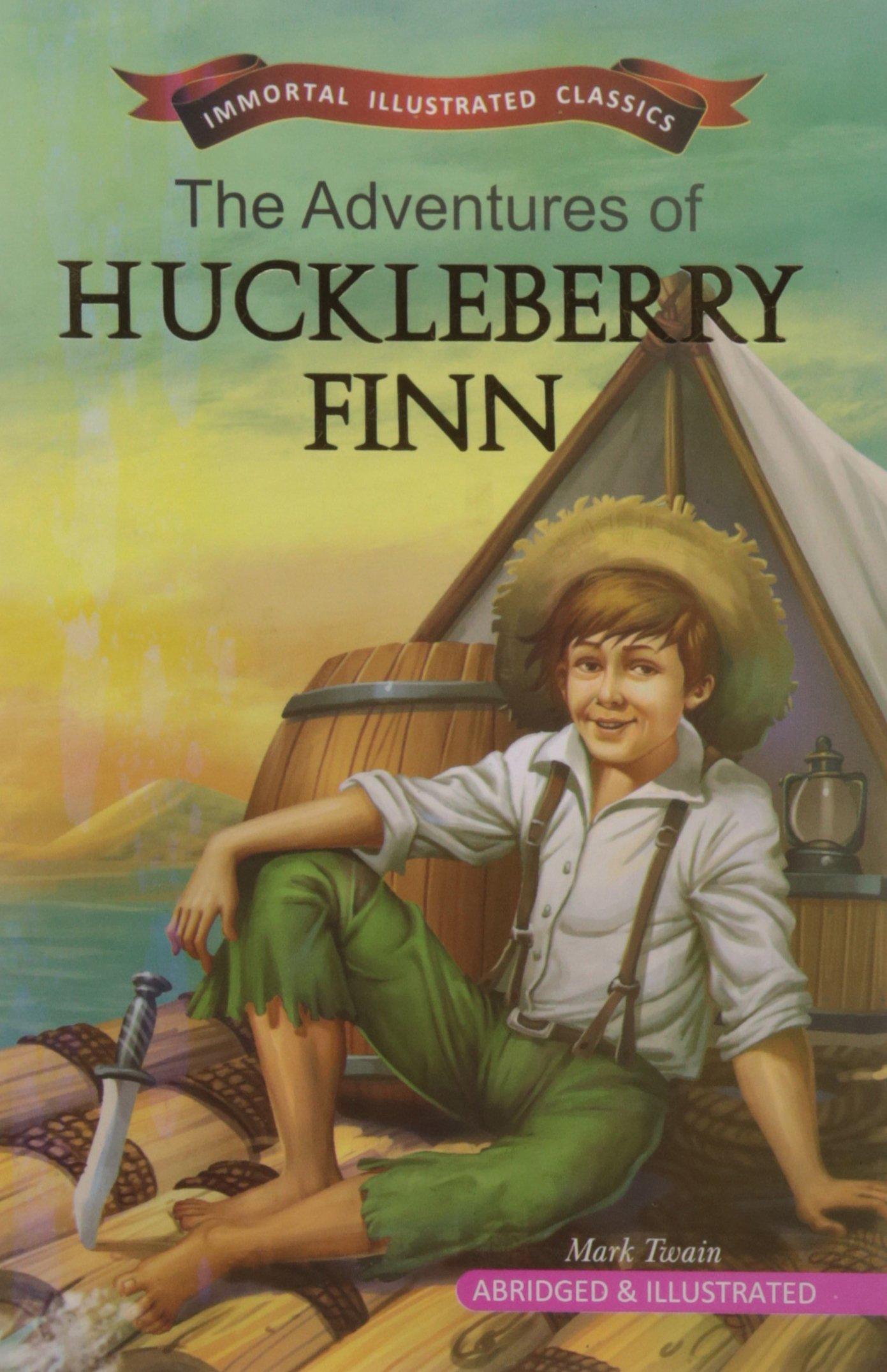 Huck Finn Book