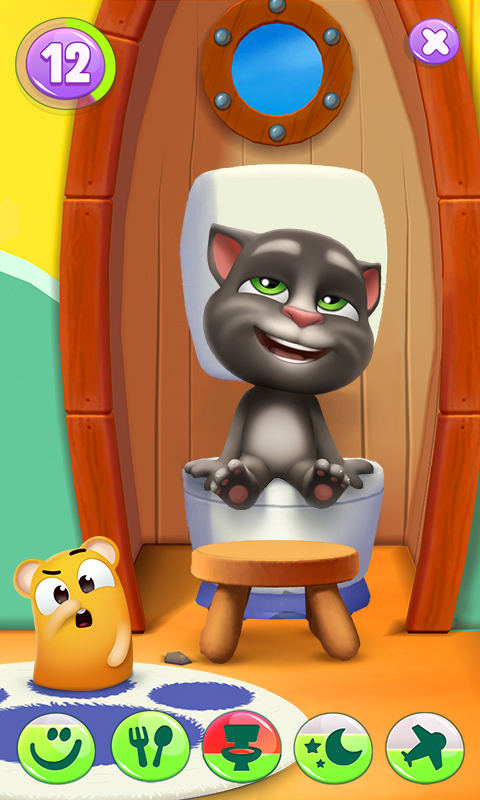 My Talking Tom 2 Appstore For Android