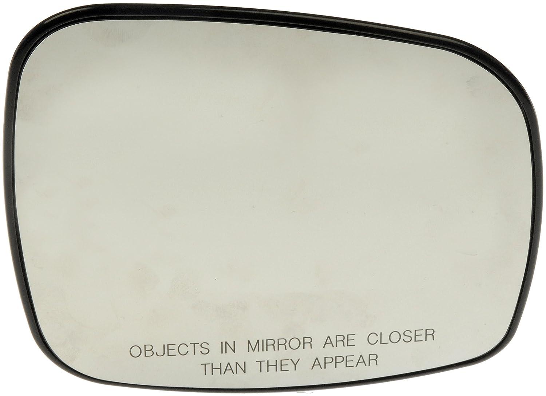 Dorman 56211 HELP!-Look! Passenger Side Heated Plastic Backed Mirror Glass Dorman - HELP