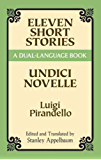 Eleven Short Stories: A Dual-Language Book (Dover Dual Language Italian)