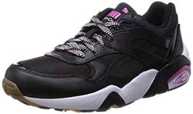 schuhe damen sneaker puma schwarz noir