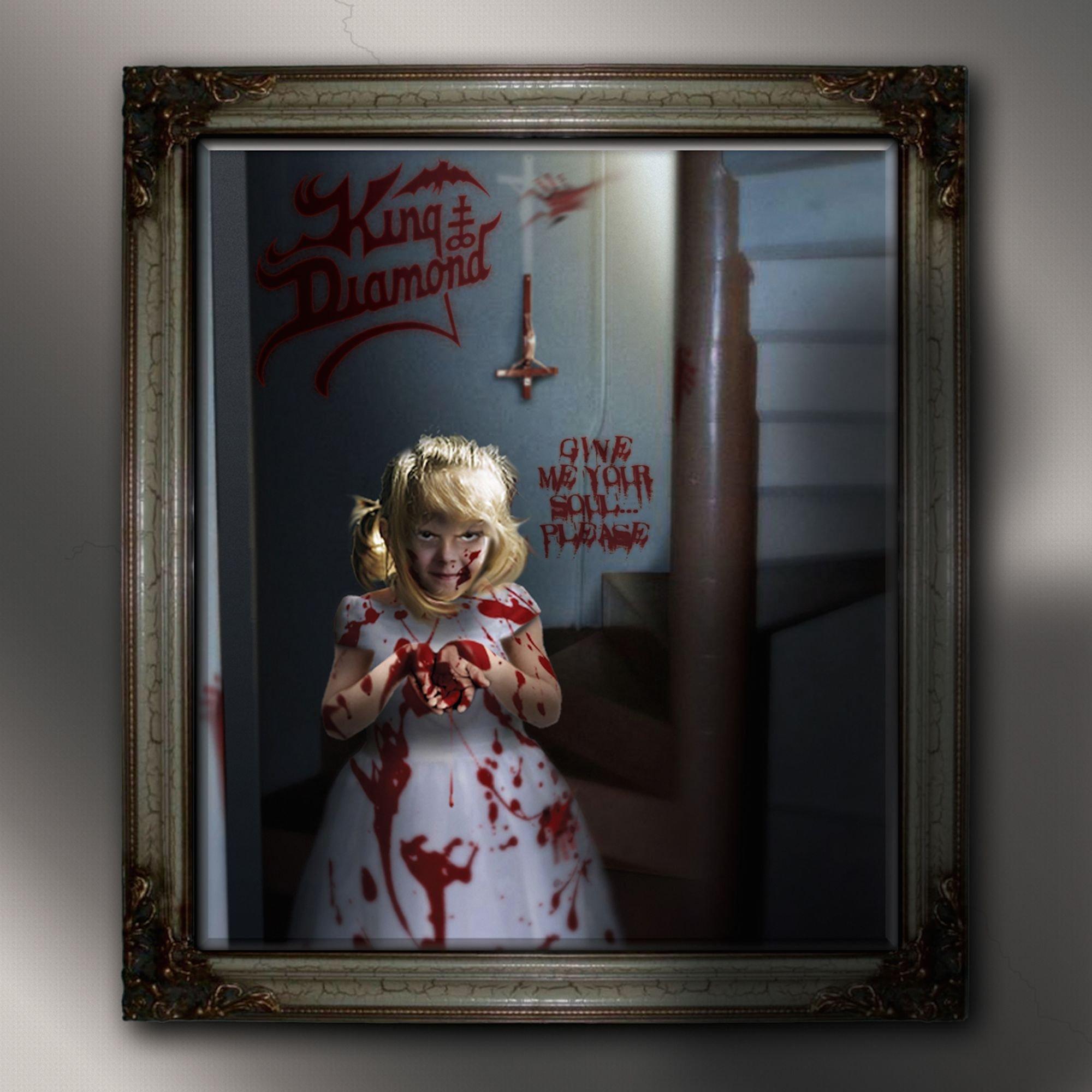 Vinilo : King Diamond - Give Me Your Soul...please (LP Vinyl)