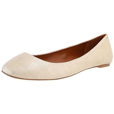 Via Spiga Women's Lilac Ballet Flat | Flats