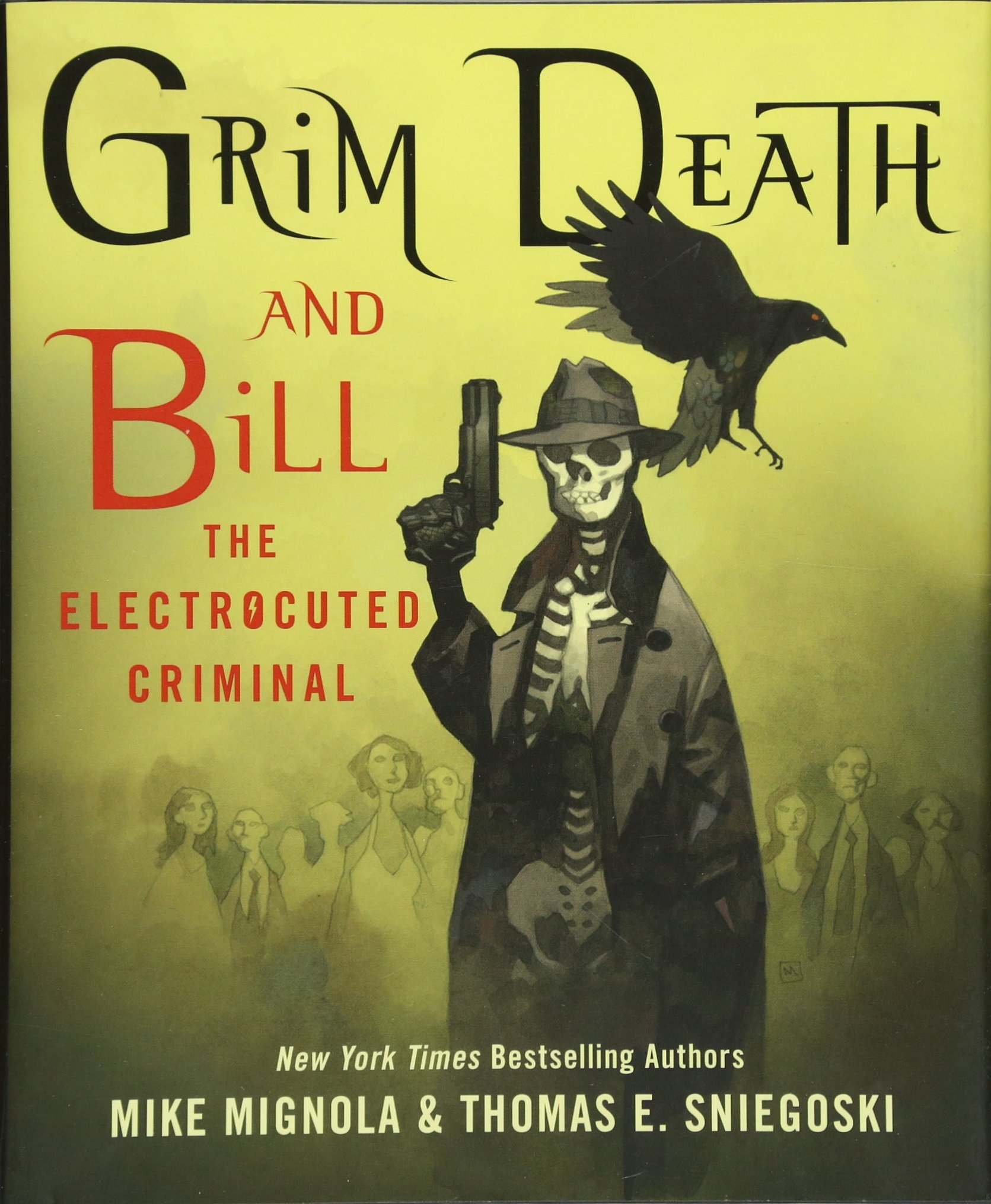 Grim Death and Bill the Electrocuted Criminal PDF