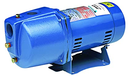 goulds jrs10 1 hp shallow water well jet pump amazon com Well Pump Wiring image unavailable