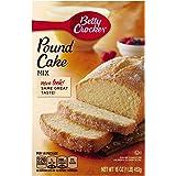 Betty Crocker Pound Cake Mix Boxes - 16 oz - 2 Pack