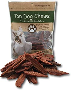 Top Dog Chews   Thick Chicken Tenders   3LBS   48oz   USA Made  100% Human Grade Chicken Tenders
