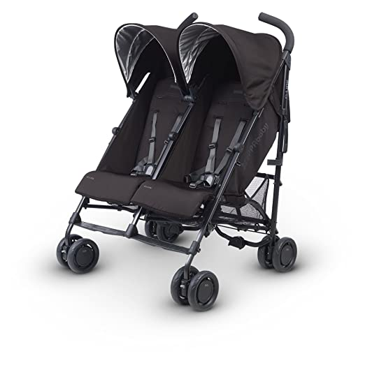 UPPAbaby 2015 G-Link Stroller with Rain Shield and Travel Bag
