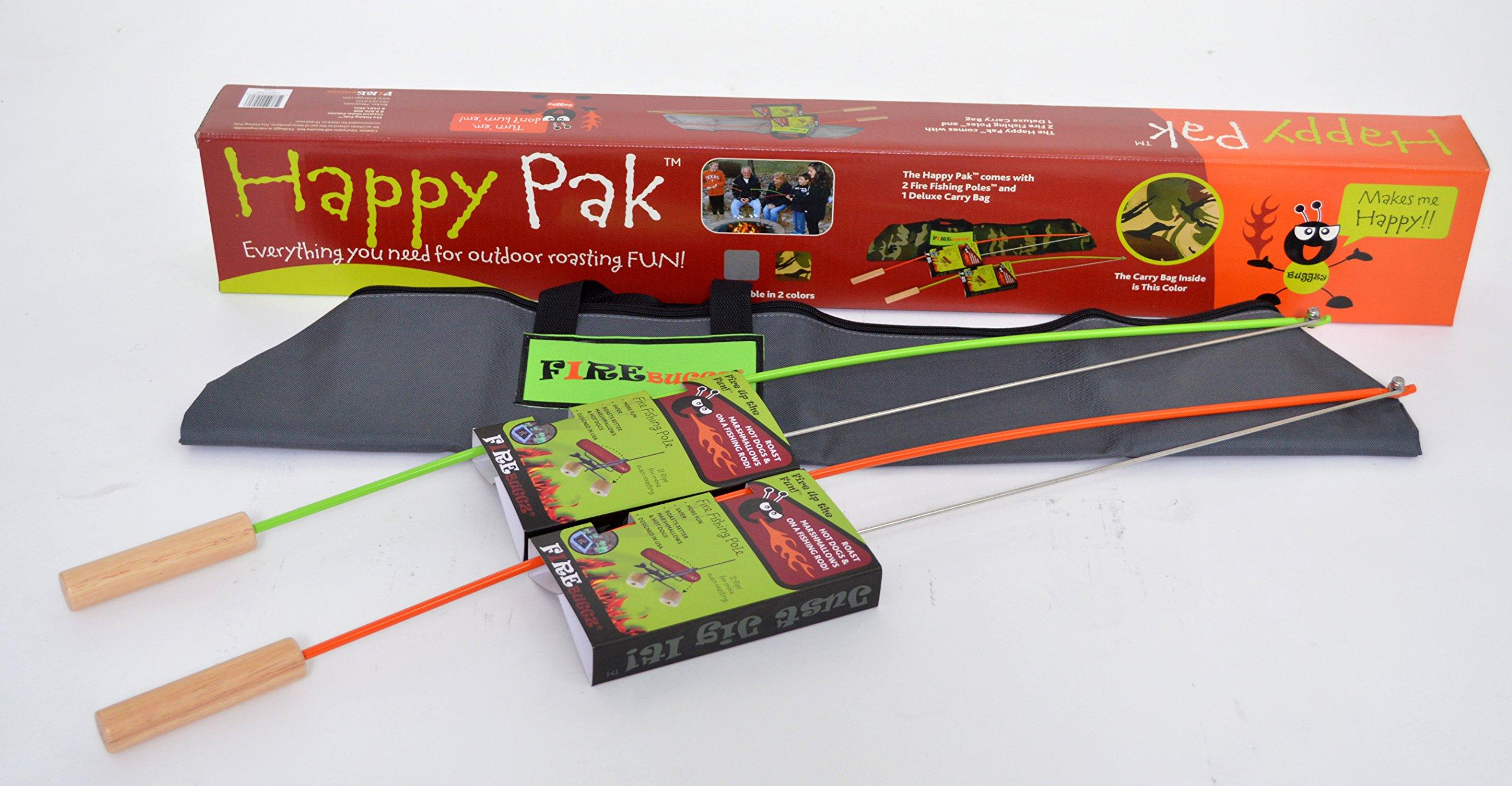 Firebuggz Happy Pak Campfire Roaster Set (CHAR)