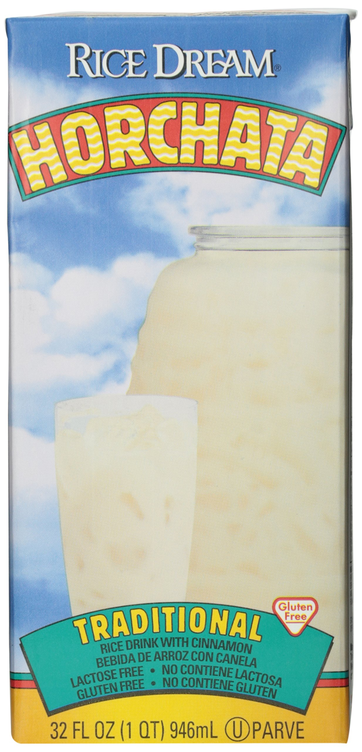 Rice Dream Horchata, 32 oz