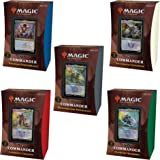 Magic The Gathering Strixhaven Commander Deck Bundle – Includes 1 Silverquill Statement + 1 Prismari Performance + 1 Witherbl