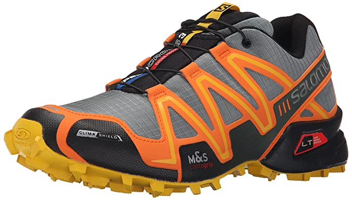 Salomon Herren Speedcross 3 CS Traillaufschuhe, Orange
