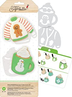 Amazon Com Sweet Sugarbelle We Go Together Kit Bacon Eggs